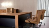 Manažerský nábytek METEORA v kůží