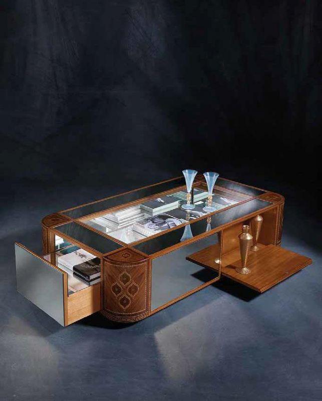 Klasický Konferenční stolek