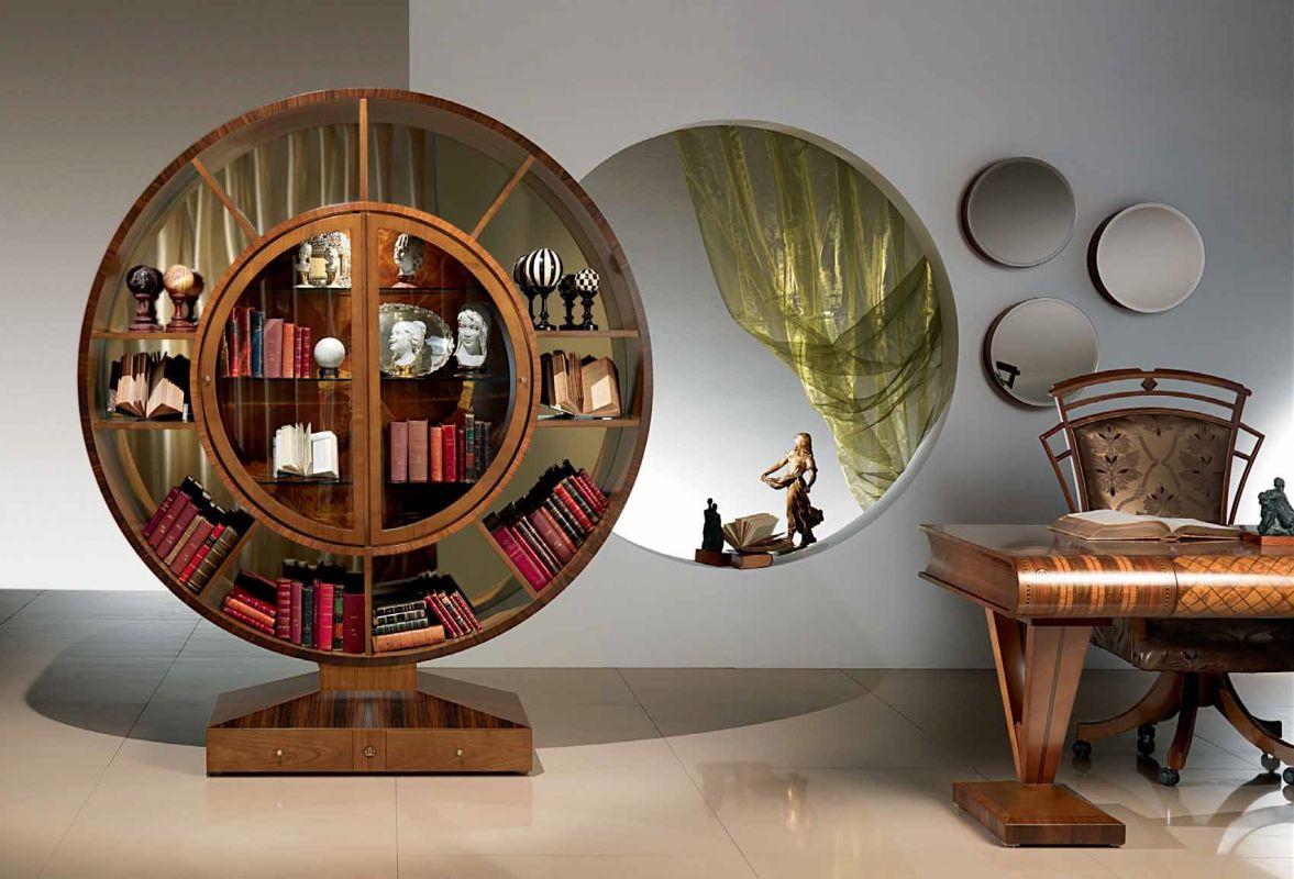 Designové Moderní Knihovny FIESTA