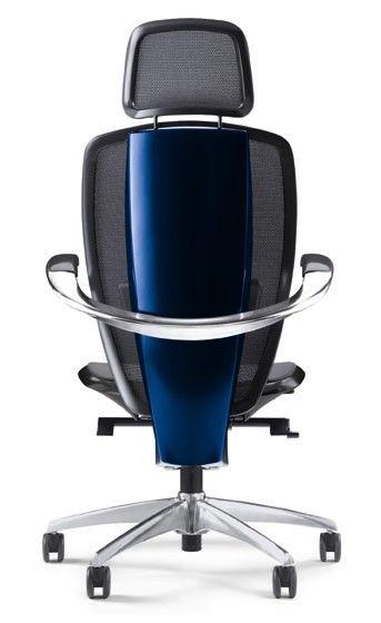 Kancelářská Židle Xten Modrá