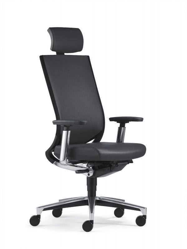 Německá Ergonomická Kancelářská Židle Duera