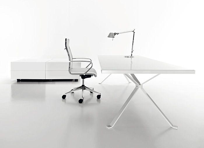 Kancelářský Nábytek REVO White