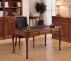 Klasické Dřevěné Kancelářské Psací Stoly z Masivu